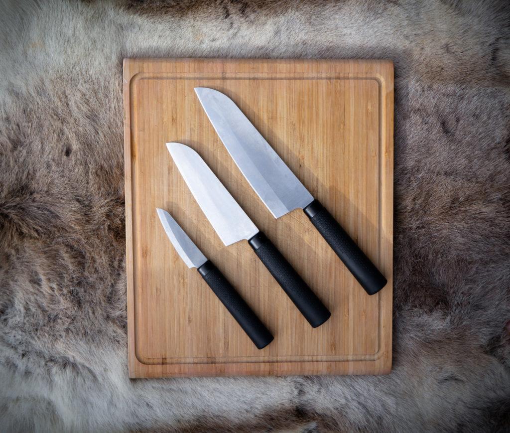 Cheap kitchen knives
